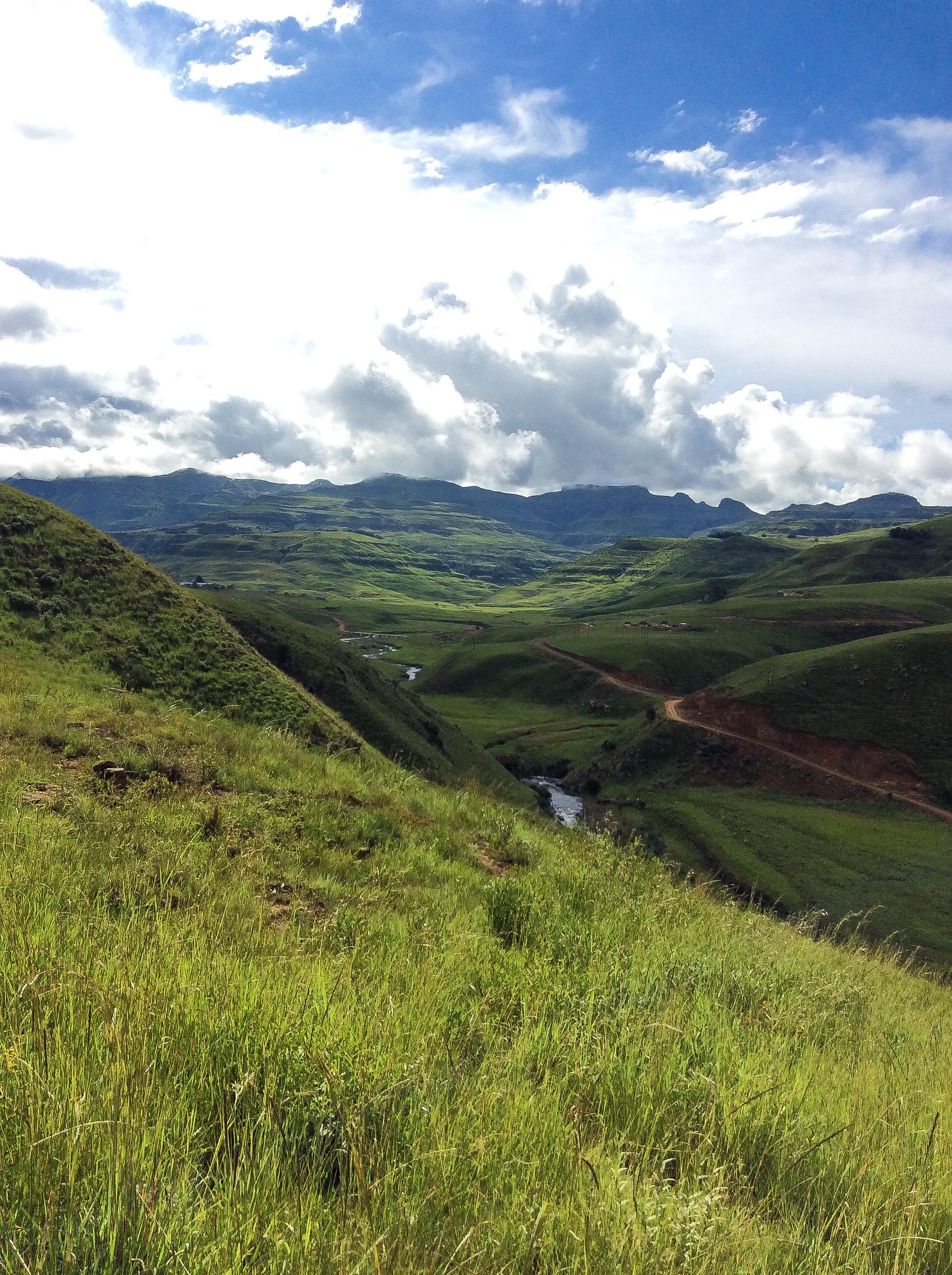 Drakensberg landscapes