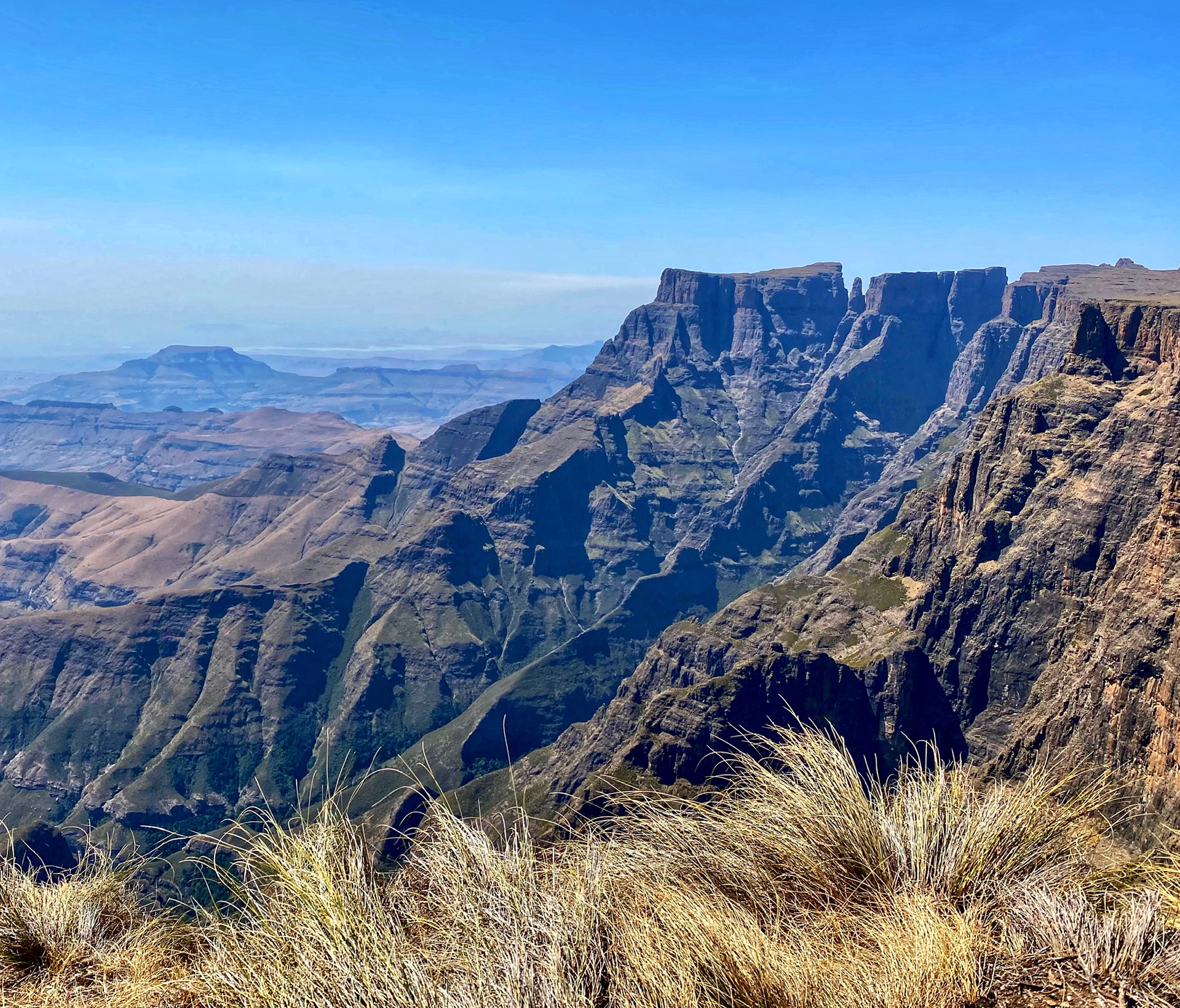 Drakensberg amphitheatre