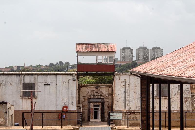 Old Fort prison